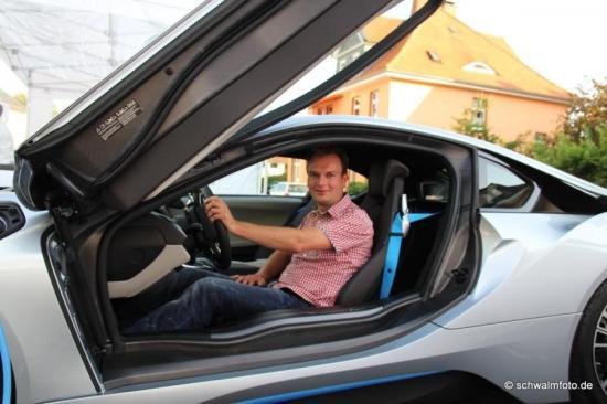 """Viele Neuheiten, """"richtige"""" Autos und ein Blick in die Zukunft - Neuauflage der E-Mobilitätsmesse in Ziegenhain 2015"""