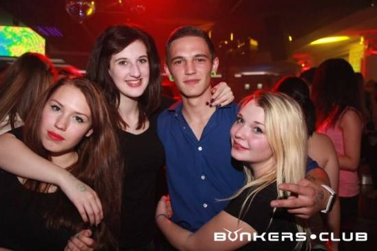 Party im Bonkers Club Frankenberg