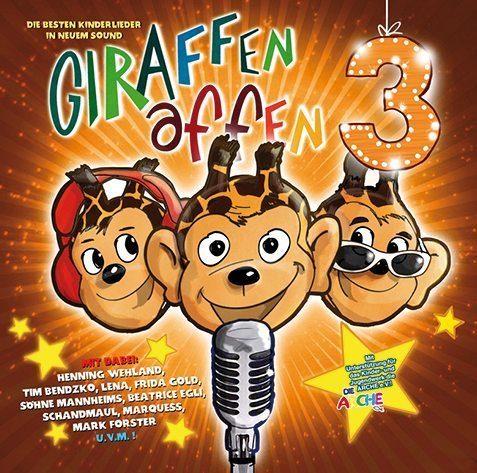Various Artists - Giraffenaffen 3