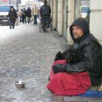 Kalte Winter – warme Herzen – Der Verein Soziale Hilfe wirbt um Spenden und Helfer: Ein schützendes Dach wider Frost und Tod