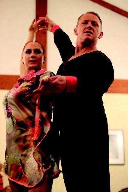 Tanzkurse und vieles mehr bietet das neue Tanzcentrum in Treysa.