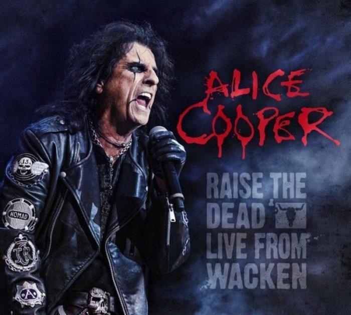 ALICE COOPER - Raise The Dead (Live From Wacken 2013)