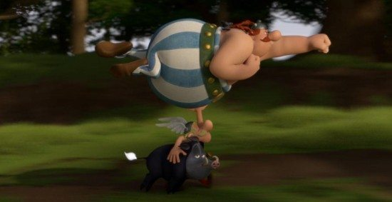Asterix im Land der Götter   (c) Groupe M6