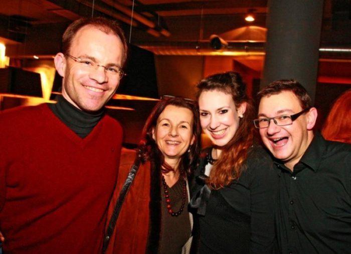 Abendrot in der Bar Seibert am 26.1. 2015 | Kassel