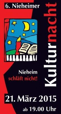 6. Nieheimer Kulturnacht