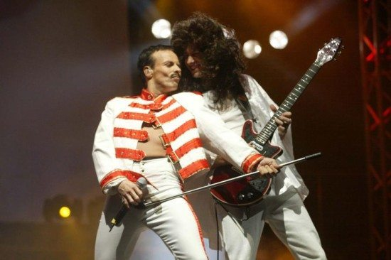 We Are The Champions - Rock-Show zu Ehren von Queen in Kassel
