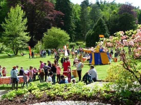 Märchenfest Bad Wildungen - Kurpark (PR)