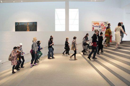 Museumsbild _ Pinakothek d Moderne  Vivi D'Angelo