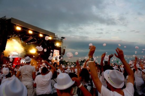 Hessentag in Bad Hersfeld - Just White Party mit DJ Alle Farben!