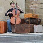 Ich packe meinen Koffer… Eröffnung des Bahnhofs in Marburg