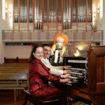 Bekannte Melodien – Ein Orgel-Feuerwerk mit 4 Händen und 4 Füßen