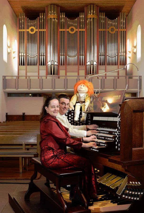 Orgel-Duo Lenz Bekannte Melodien