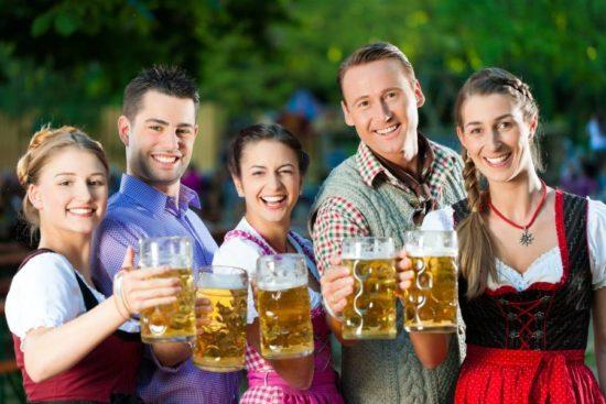 Oktoberfest-Stimmung! (c)123rf
