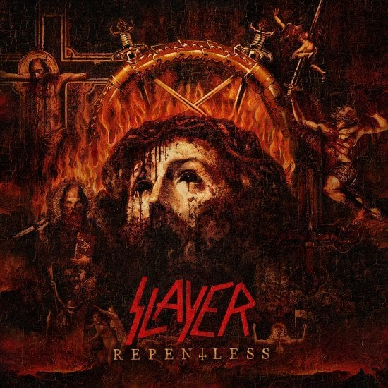 Back on top! Neues Slayer-Album auf Platz 1!