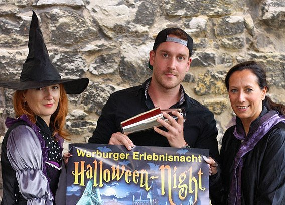 Trick or treat? - Halloween-Gruselspass in Warburg!