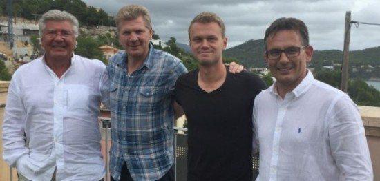 Freunde der Sonne! Effenberg unterschreibt beim SC Paderborn!