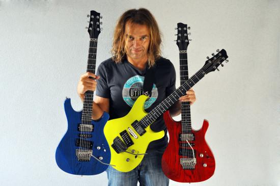 Peter Autschbach: Gitarren-Virtuosität in Bad Zwesten