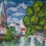 """""""Spiel der Farben"""" – Ausstellung von Thomas Gomolzig"""