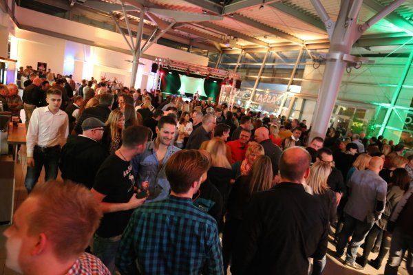 Party im Autohaus Hessenkassel