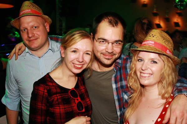 Bachelor Paul Janke zu Gast im Capitol in Paderborn!