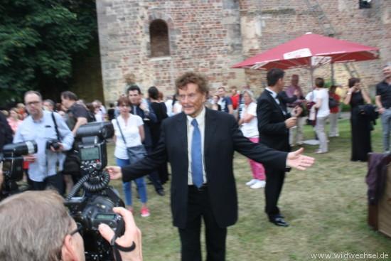 Dieter Wedel, Intendant der Bad Hersfelder Festspiele