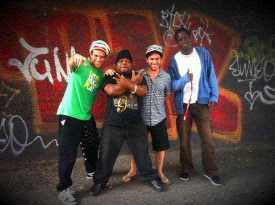 NRG als Quartett