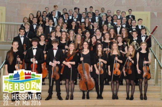 Hessentag 2016 in Herborn: Satter Big-Band-Sound und junge Klassik mit dem LJSO