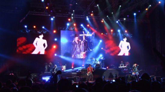 Rock-Giganten Guns N' Roses - live in Hannover!