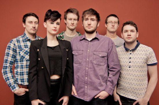 Die britische Folk-Pop-Band Van Susans