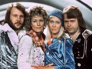 Abba, Gewinner des Grand Prix Eurovision de la Chanson 1974
