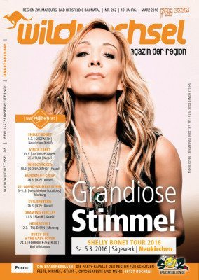 Blues-Röhre Shelly Bonet im Ww-Interview!