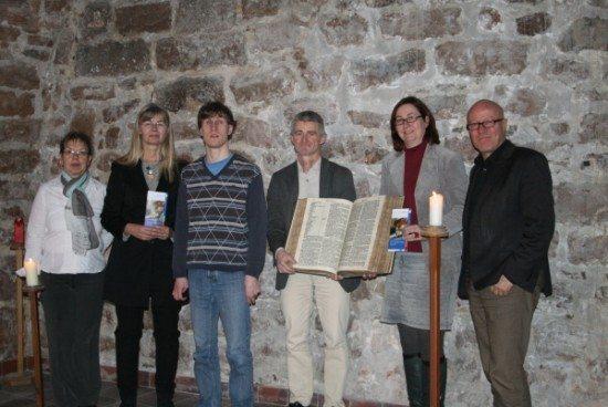 Auf Luthers Spuren durch Marburg