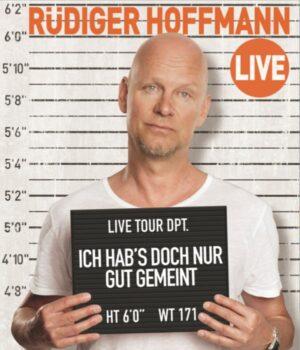Nur die Ruhe! Rüdiger Hoffmann in Marsberg