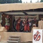 Mittelalterspektakel in Warburg