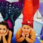 Aqua Park Baunatal bietet Meerjungfrauen-schwimmen