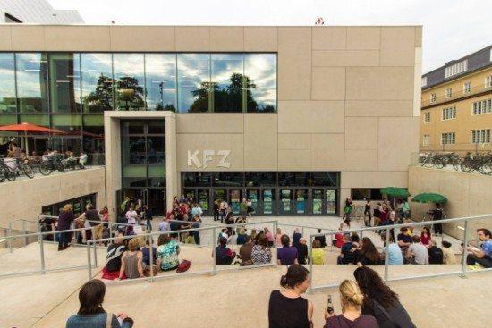 KFZ Marburg Neueröffnung mit Lechuga