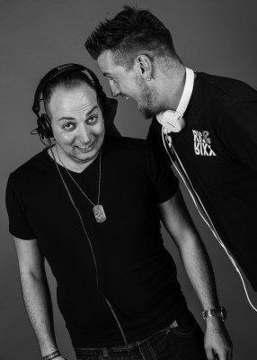 Hatten ein gutes Händchen beim Produzieren: Rico Einenkel und Sebastian Seidel aka Stereoact