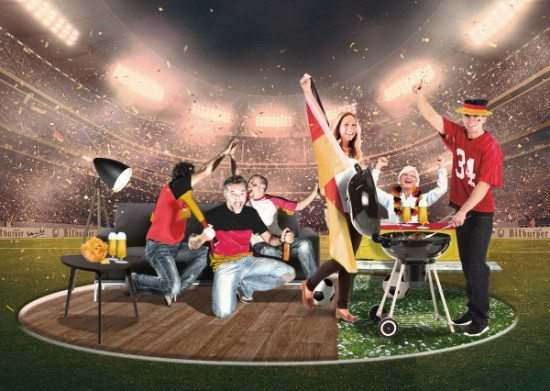 Fan-Umfrage: Jeder Vierte der jungen Generation freut sich mehr auf die EM als auf Weihnachten