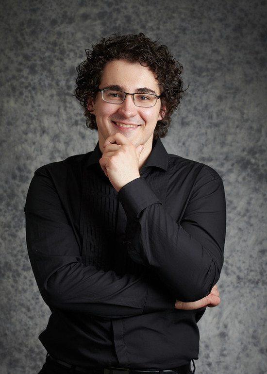 Preisgekrönter Pianist eröffnet die Marburger Schlosskonzerte 2016