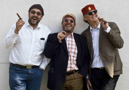 Akustischer Blues auf der Waldbühne am Turmcafé Marburg