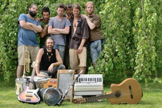 15. World Music-Festival im Schlosspark Loshausen
