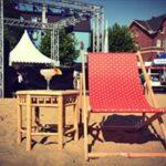 Strandfeeling und Fußballfieber vor dem Autohaus: Es ist wieder soweit – ein erneuter Wettkampf im Sand!