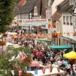 11. Deutsche Käsemarkt in Nieheim 2018: Plätze für Aussteller