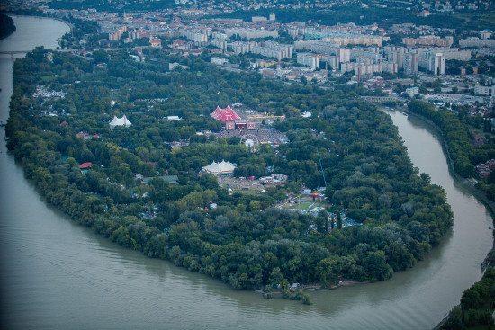 Budapest und Sziget Festival - Städtereise und Partytrip