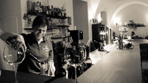 """Das """"Vinos la Copa"""" bietet reichlich Weinauswahl"""
