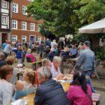 So war das Sommerfest im Café Aegidius 2016