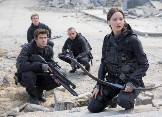 Die Tribute von Panem - Mockingjay Teil 2 | (c) Lions Gate Films