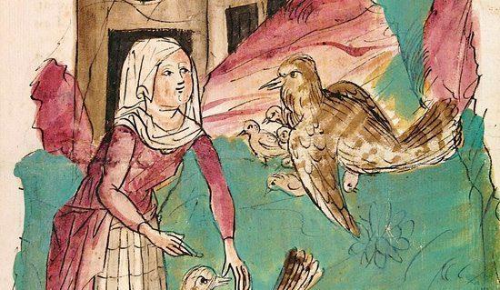 Frauen im Mittelalter