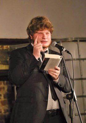 Poetry Slam in Paderborn - Rumble in the Kulte!