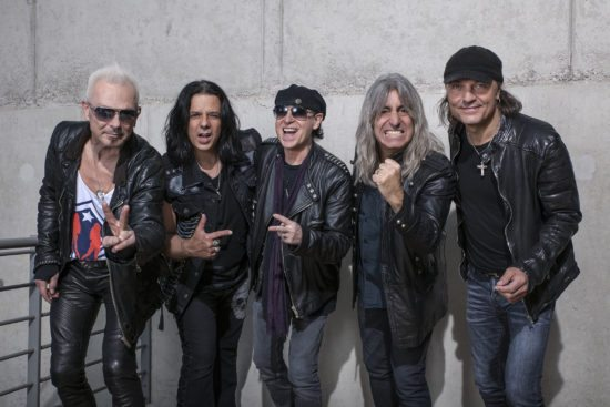 Scorpions (Foto: MMC/Scorpions)